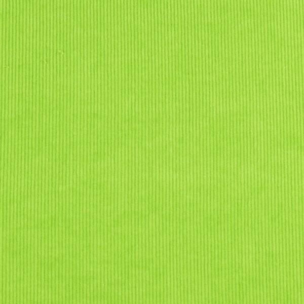 swafing Cord uni grün öko tex standart 100