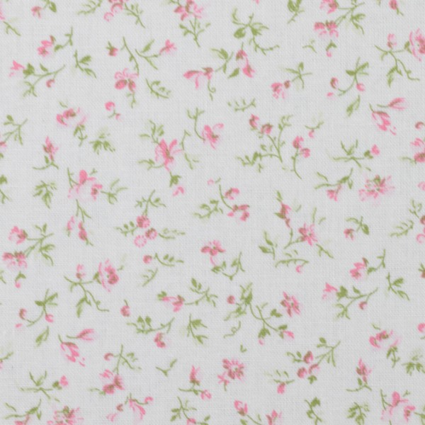 kbA Westfalenstoffe Baumwolle Blumen