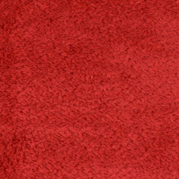 Microfaserfleece rot