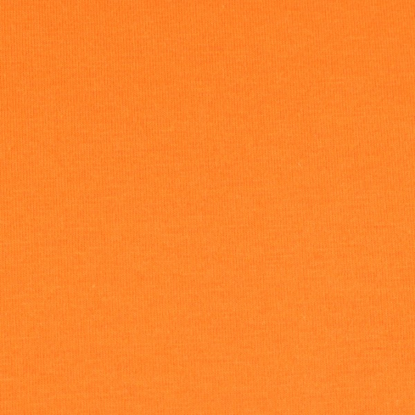 Jersey Uni orange, Öko Tex Standard 100