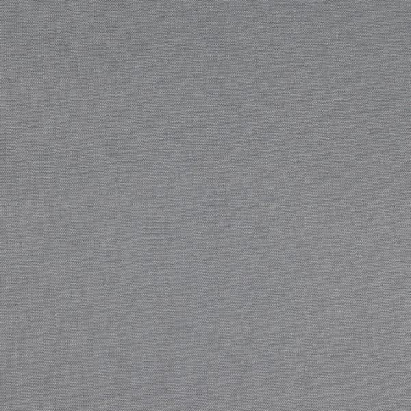 Baumwolle uni grau, Öko-Tex Standard 100