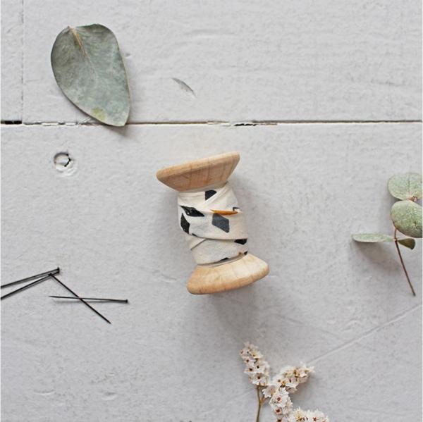 Schrägband Atelier Brunette BIAS - Twist Mustard