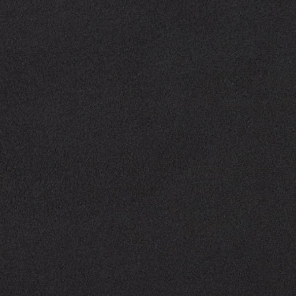 Microfleece dunkelbraun