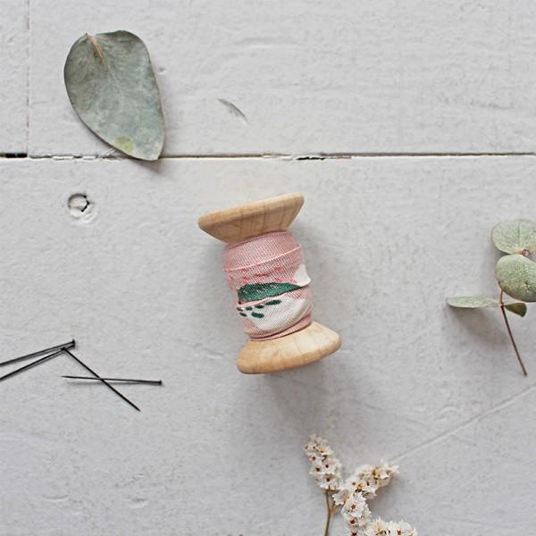 Schrägband Atelier Brunette BIAS - Moonstone Pink