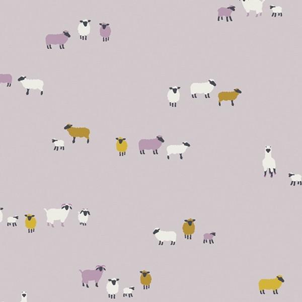 Art Gallery Baumwolle - Wool Origins, Schafe