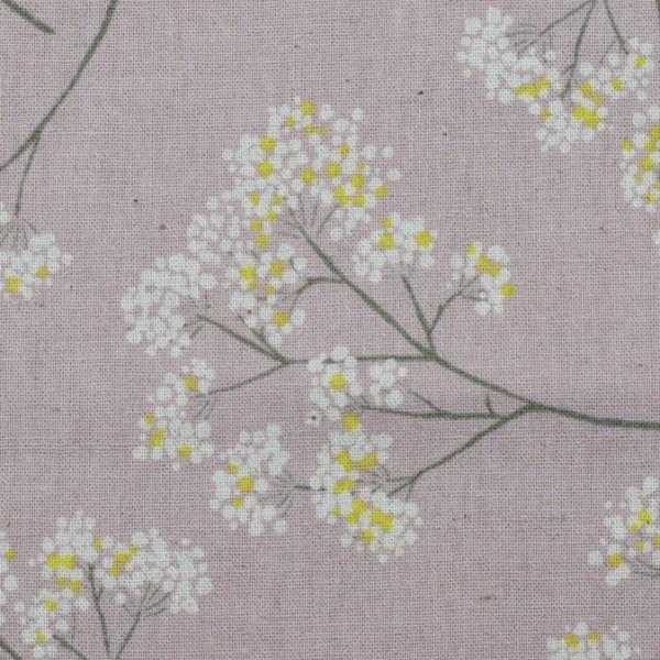 KOKKA Tréfle Floral - Schafgarbe
