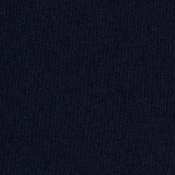 Strickstoff Bene angeraut **made in Italy** dunkelblau