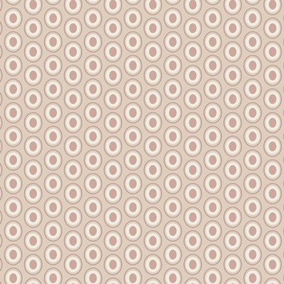 Baumwolle Oval Elements - Cappuccino