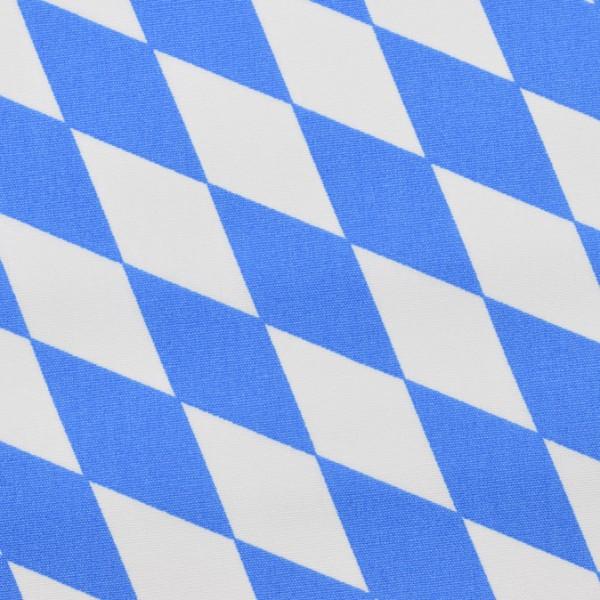Baumwolle bayrische Rauten