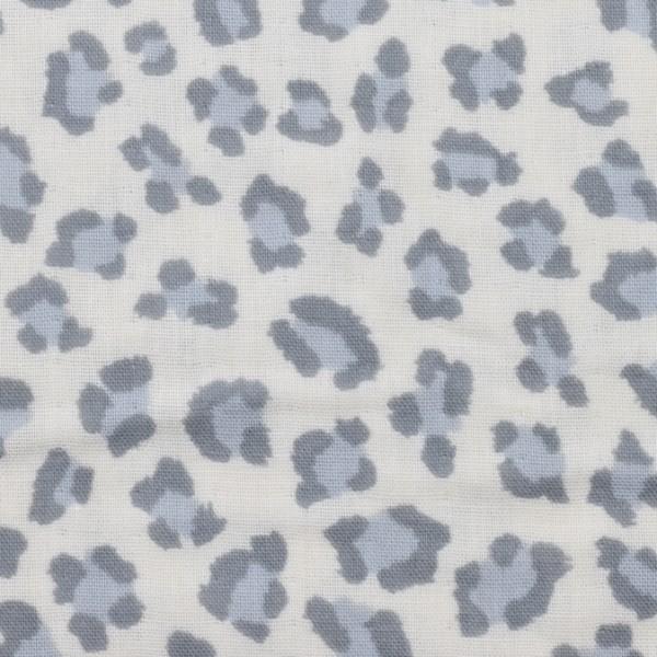 KOKKA Double Gauze Leoprint - Animal Skin